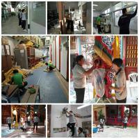 ครูและนักเรียนเข้าร่วมกิจกรรม Big Cleaning Day 2560