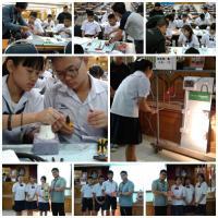 กิจกรรมลดเวลาเรียนเพิ่มเวลารู้ ณ โรงเรียนนนทบุรีพิทยาคม