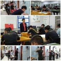เมื่อวันที่ 21 และ 26 มีนาคม 2561 ศูนย์ทดสอบมาตรฐานฝีมือแรงงาน ได้จัดการทดสอบมาตรฐานฝีมือแรงงาน รุ่นที่ 34-35