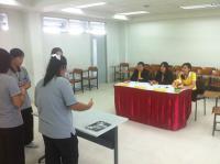 กิจกรรมแข่งขันทักษะภายใน ภาควิชาบริหารธุรกิจ ภาคเรียนที่ 1/2559